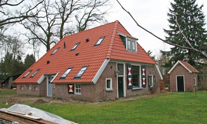 Verbouwing familie Salverda Diepenveen